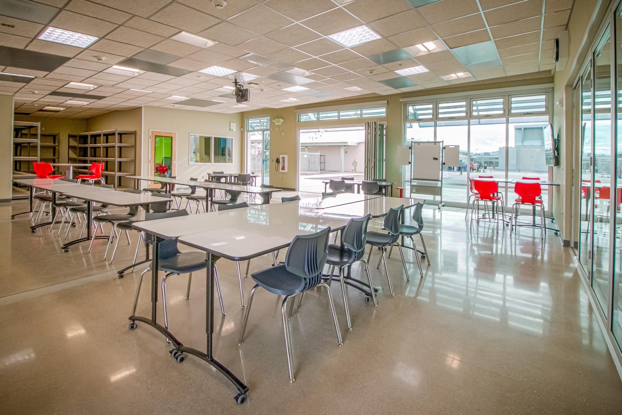 STEM classroom design for 21st century learning