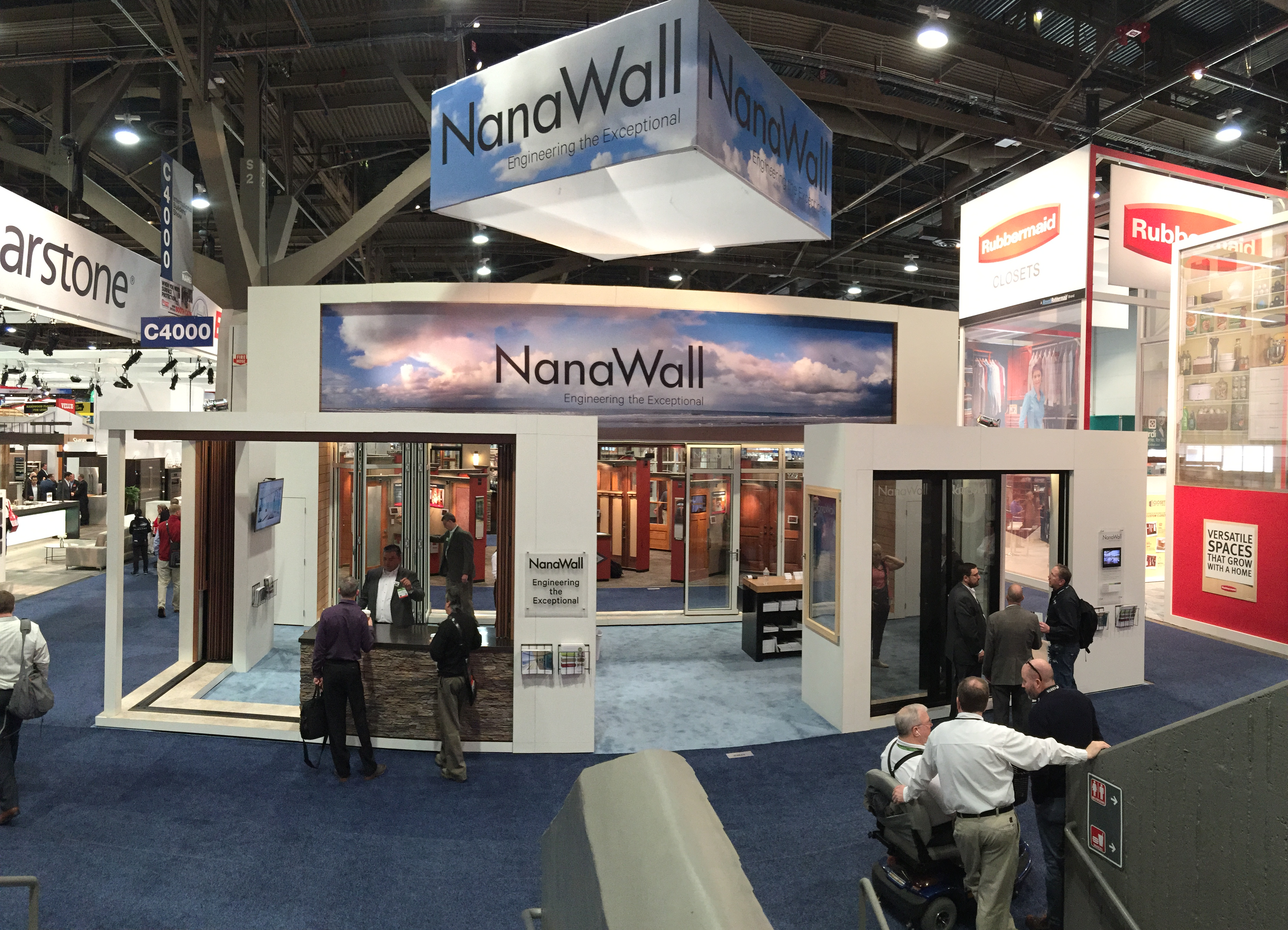 Ibs And Kbis 2015 Success Nanawall