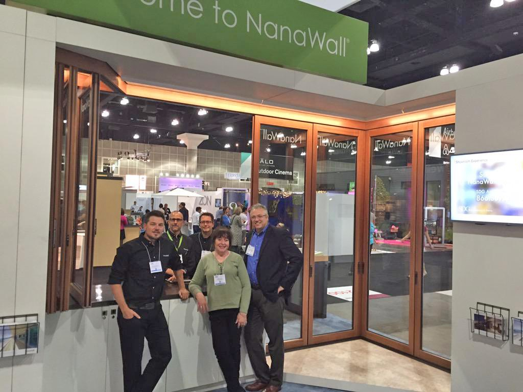 Trade Show Highlights AIA Atlanta and Dwell on Design! & Trade Show Highlights: AIA Atlanta and Dwell on Design! | NanaWall