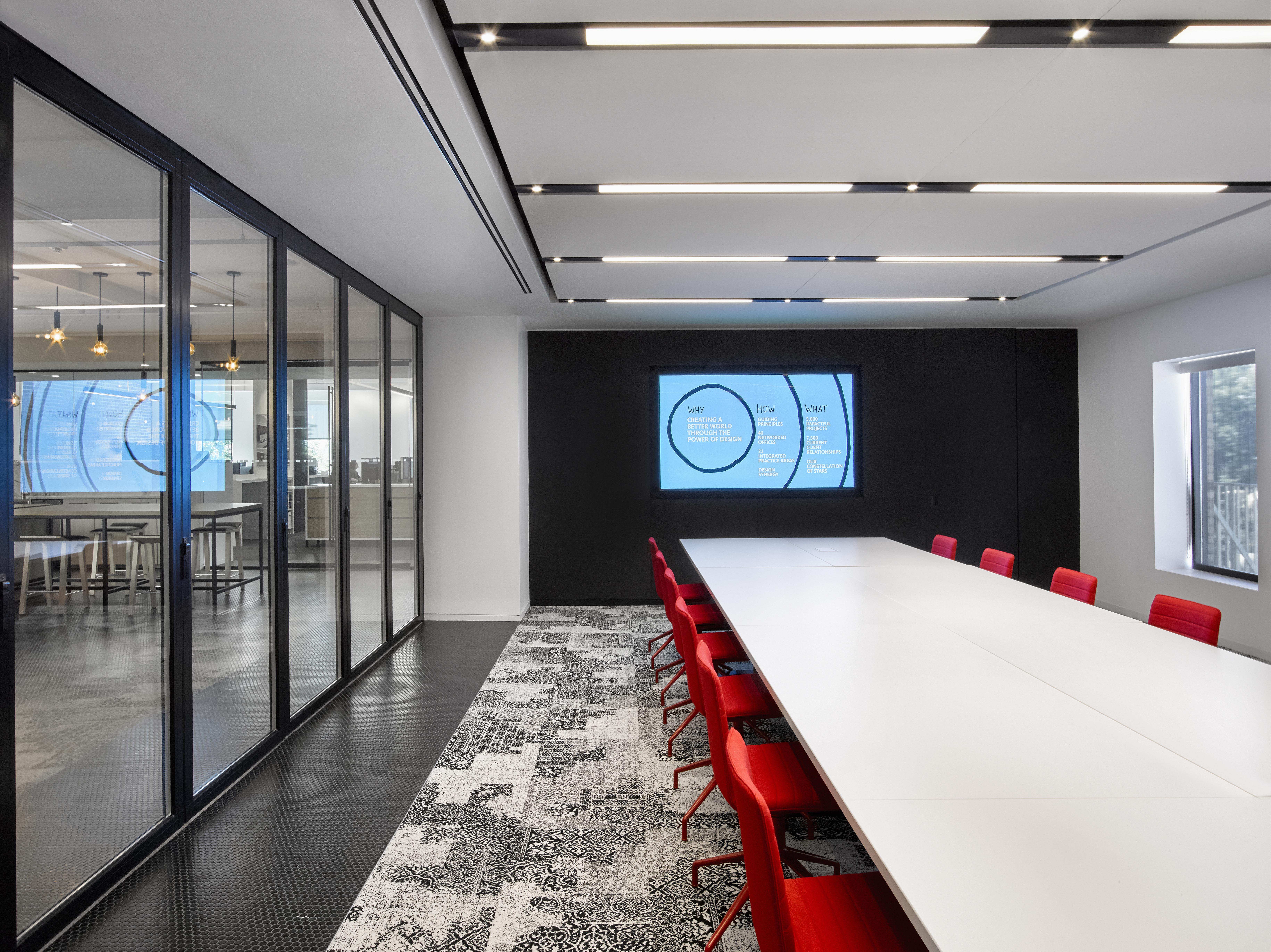 gensler revamps office using nanawall sliding glass walls nanawall
