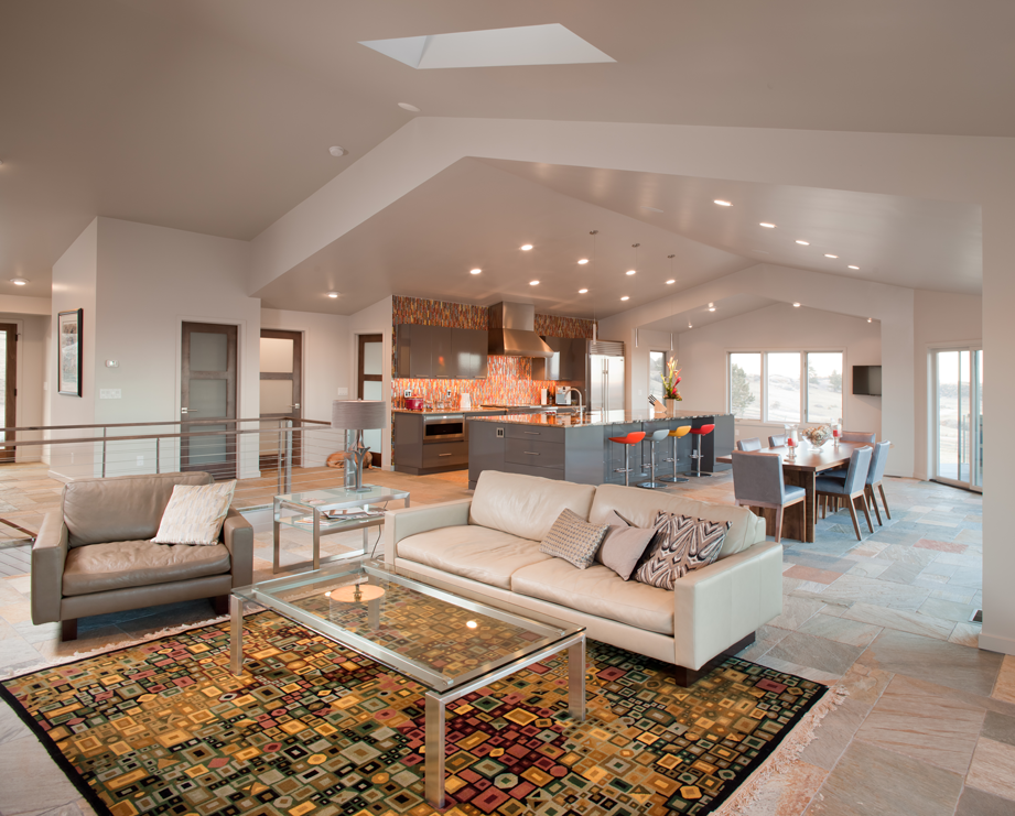 Transformationtuesday Outdated Lodge Transformed Into Modern European Retreat Nanawall