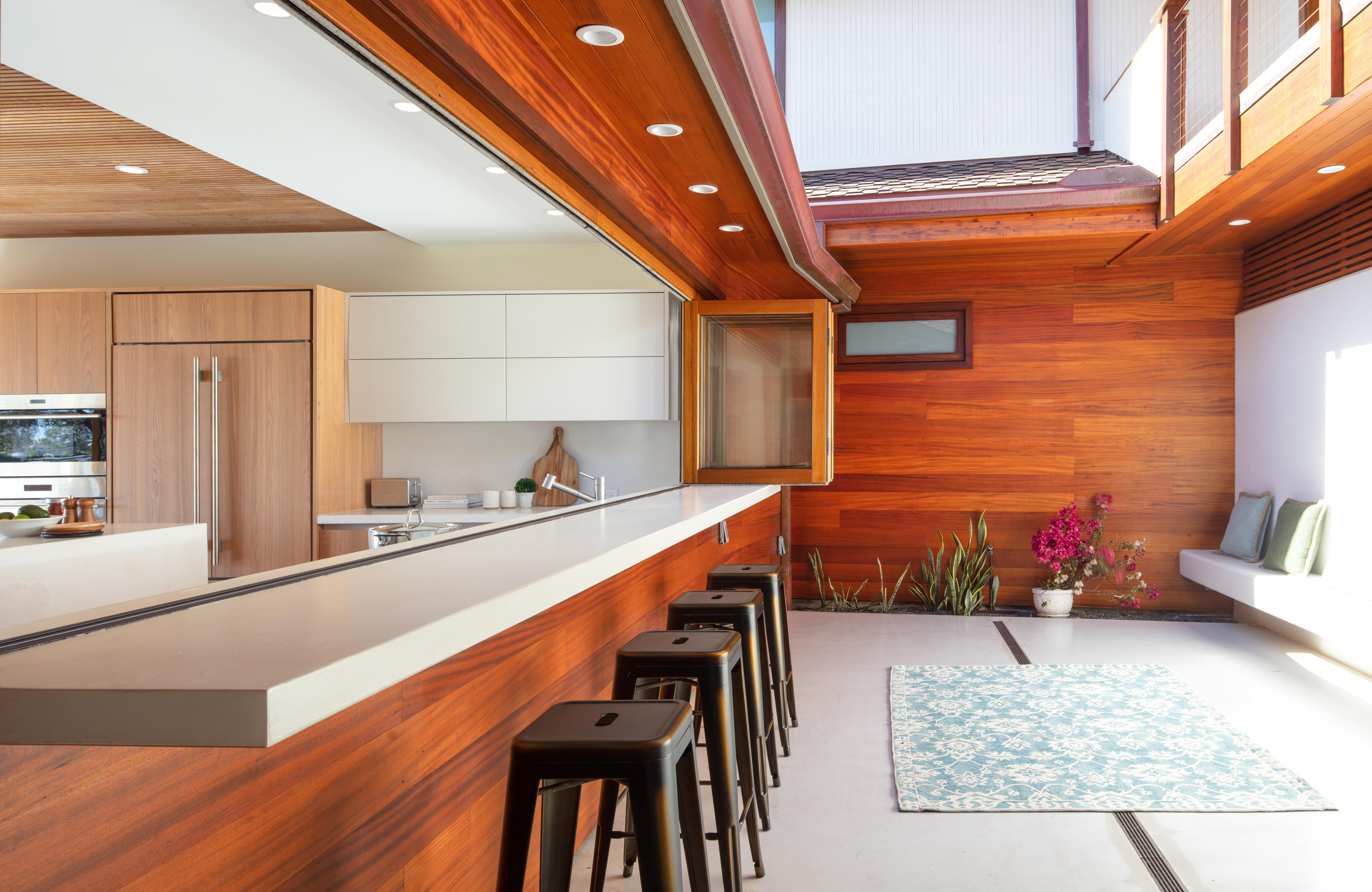 How to Become the Ultimate Host: Change Your Kitchen Window