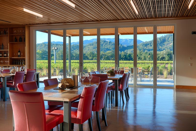 Crushing It: How NanaWall Systems Can Benefit Your Winery