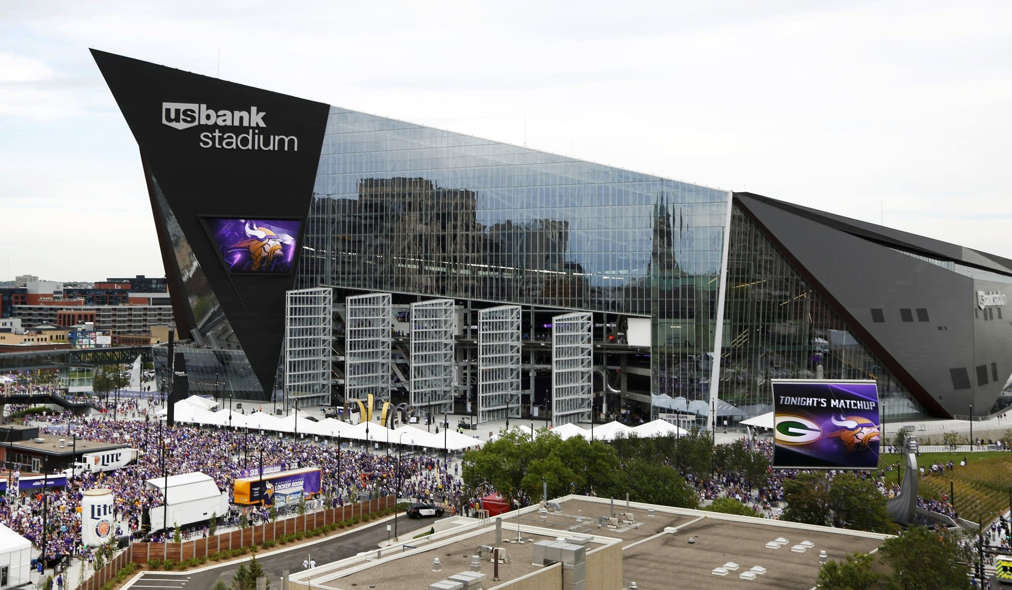 Everything You Ever Wanted To Know About Us Bank Stadium