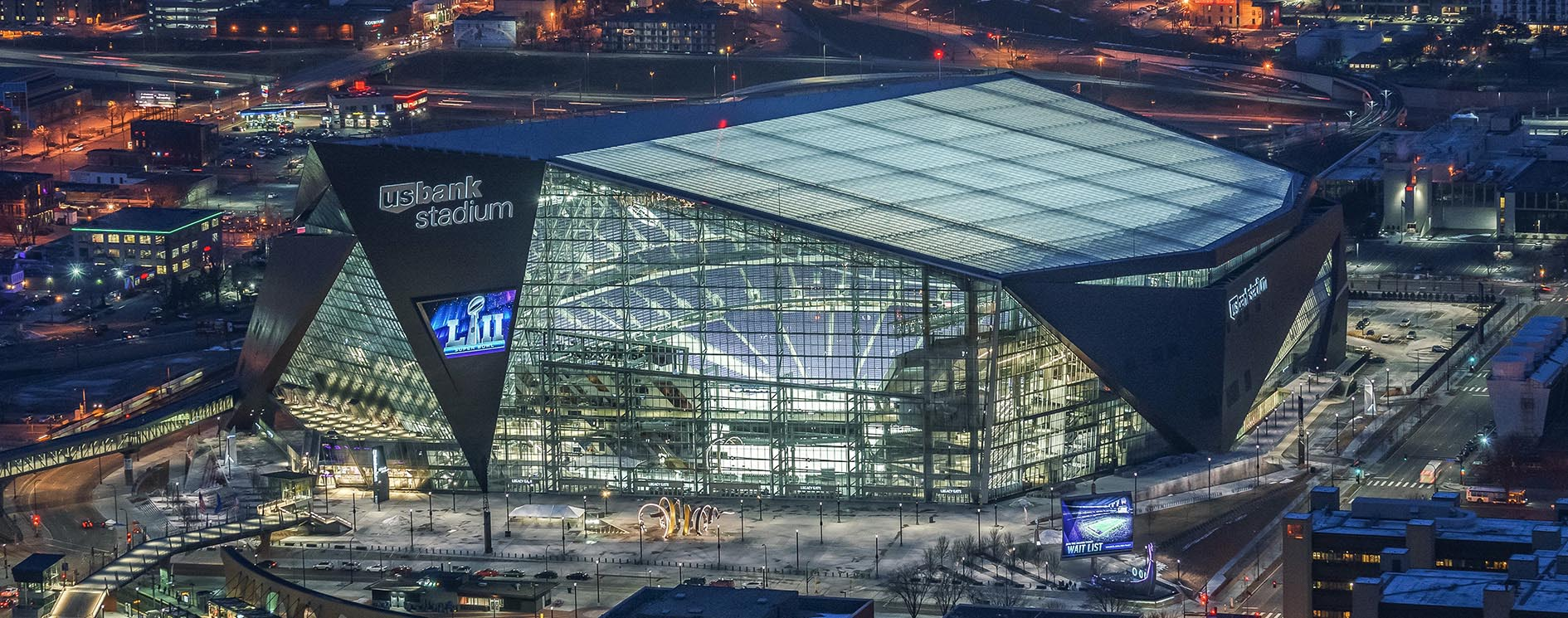 Exterior: Everything You Ever Wanted To Know About US Bank Stadium
