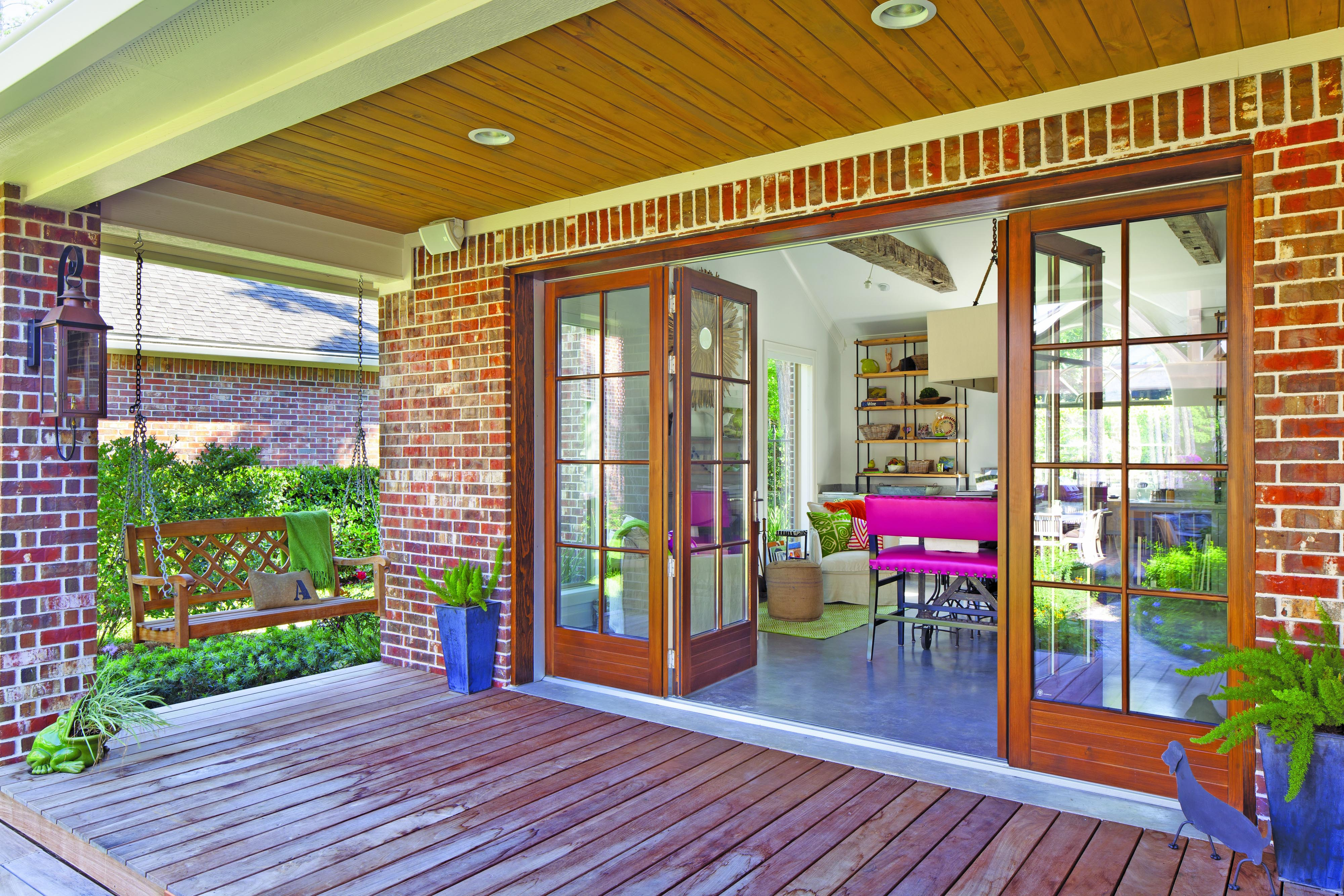 Beyond the slide trends in patio doors nanawall for Nanawall plan