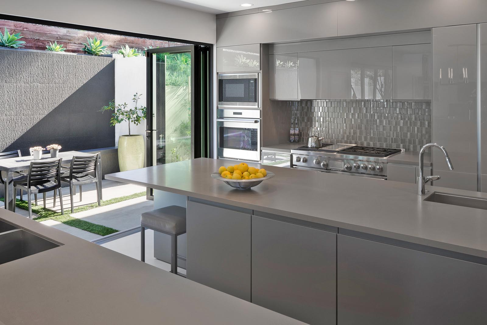 ... An Innovative Modular Outdoor Kitchen By Brown Jordan Outdoor Kitchens  That Starts At $33,000. Other Exhibitors Include Able And Baker, The  Concrete ...