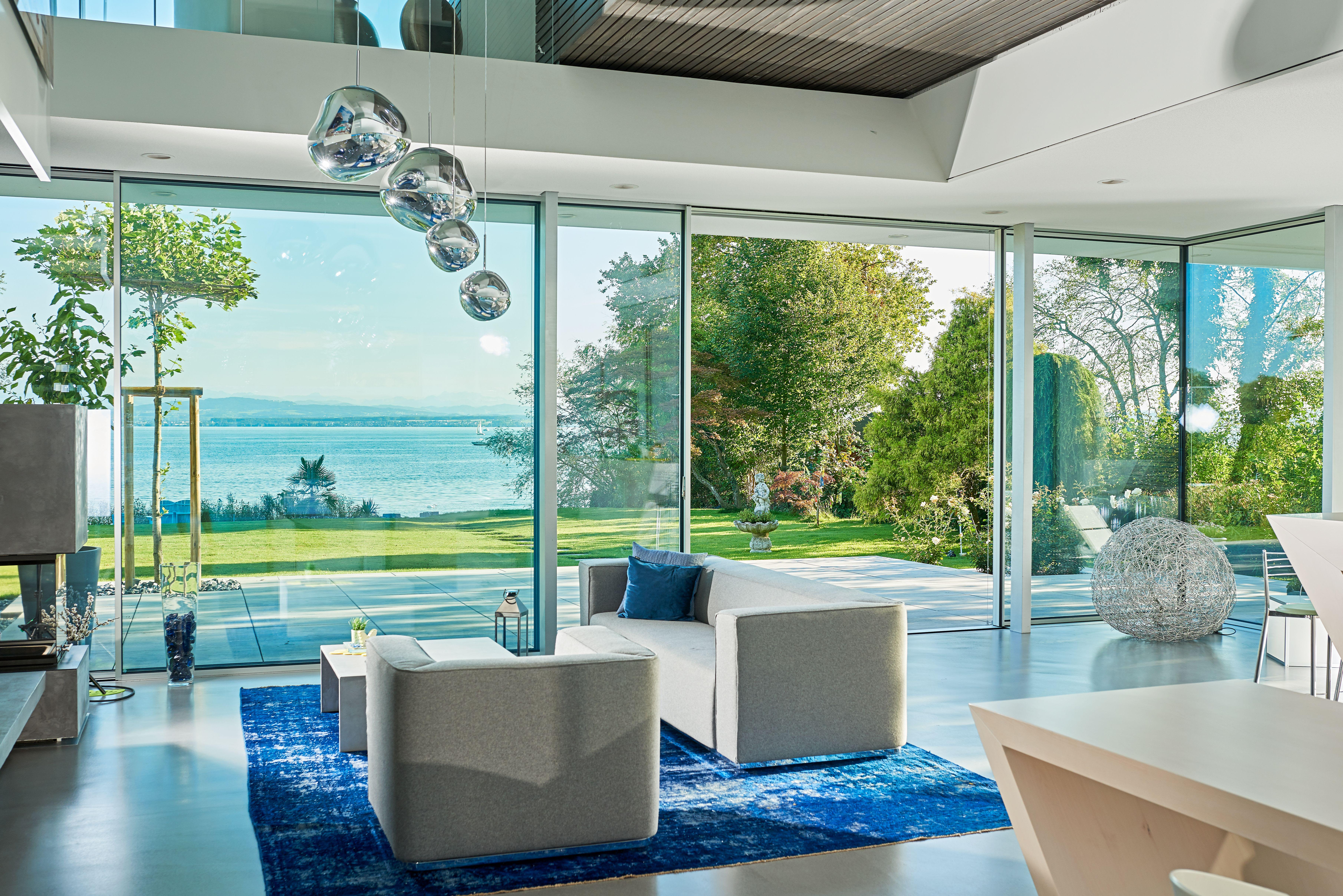 What Every Homeowner Should Know About Opening Glass Walls