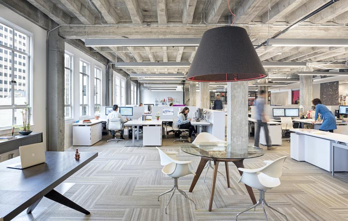 Nicholsbooth Architects Offices San Francisco Nanawall