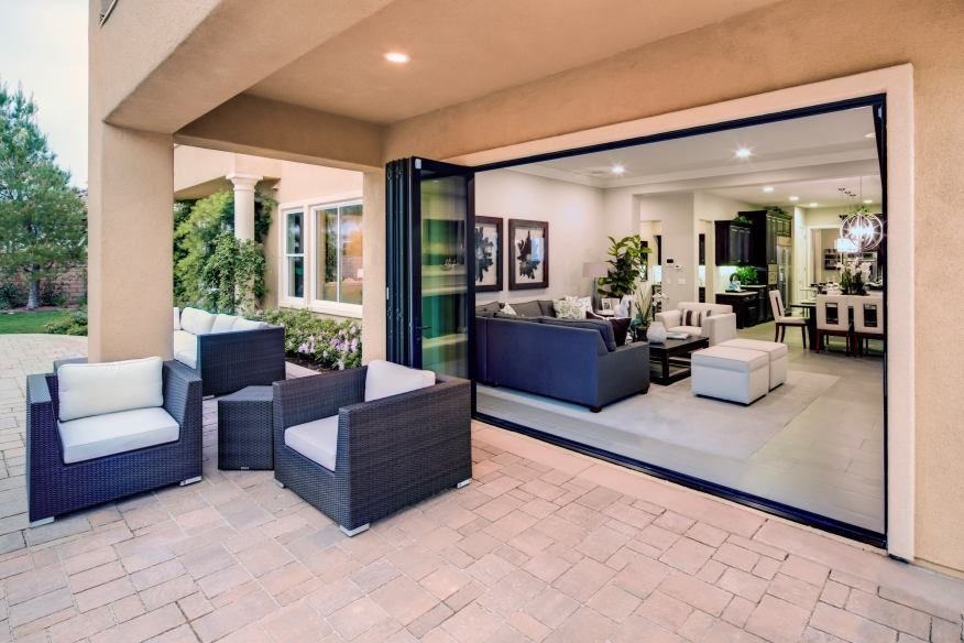 ... folding doors such as the new Weiland sliding doors from Andersen folding glass door systems from NanaWall and the expansive bi-fold door from Marvin ... & Five Housing Trends Shaping 2017 Window Design | NanaWall Pezcame.Com