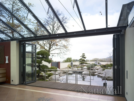 Inspiration movable walls seen in traditional japanese House with movable walls