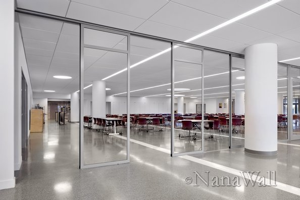 Tips And Tricks Operable Glass Walls Make Excellent Interior Partitions Nanawall