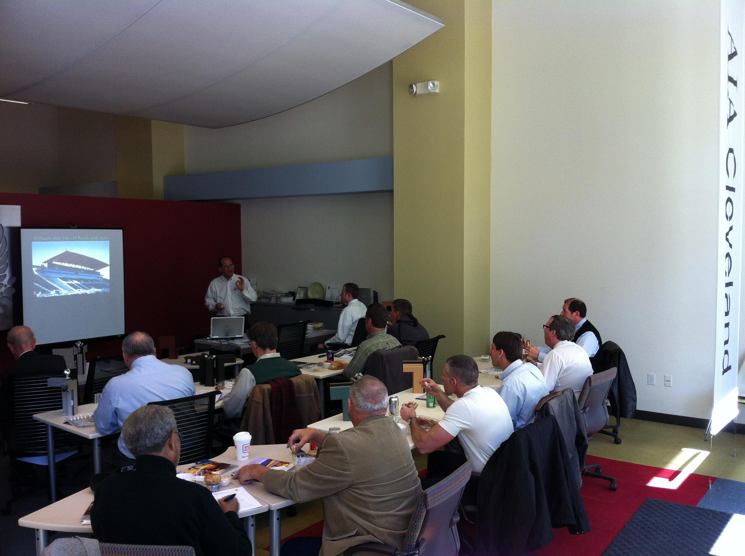 NanaWall offers AIA Lunch and Learn Seminars