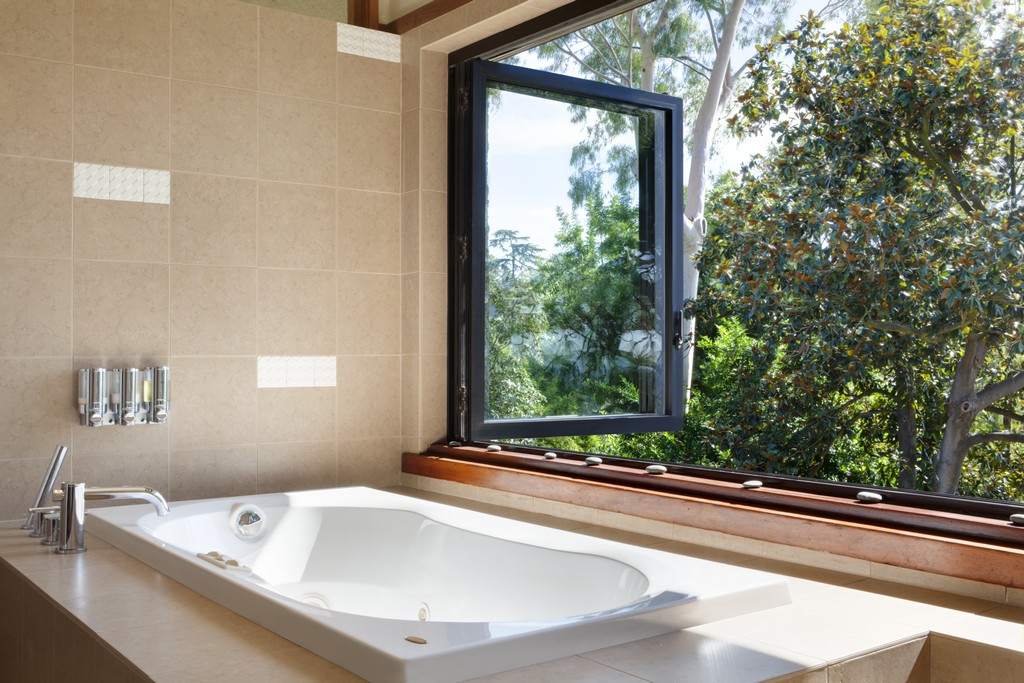 A Folding Window Where In The Bathroom Nanawall