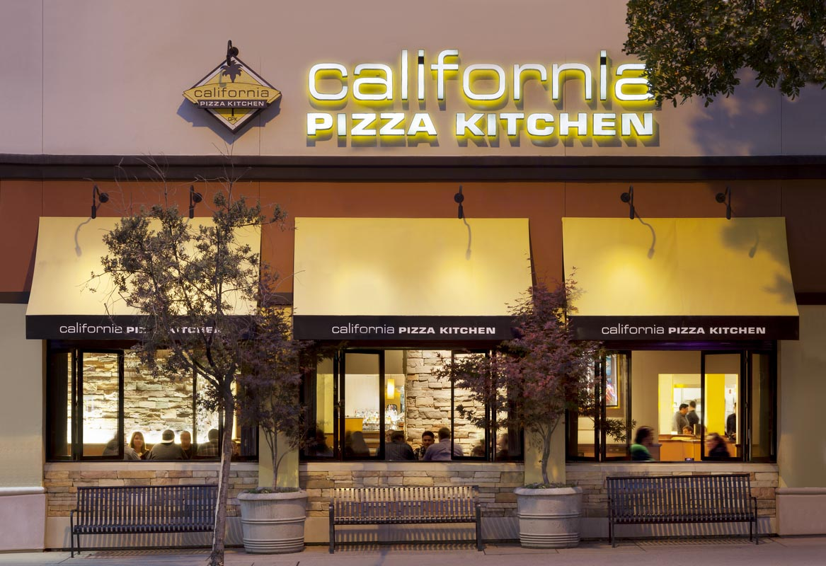 California Pizza Kitchen Plain Piza