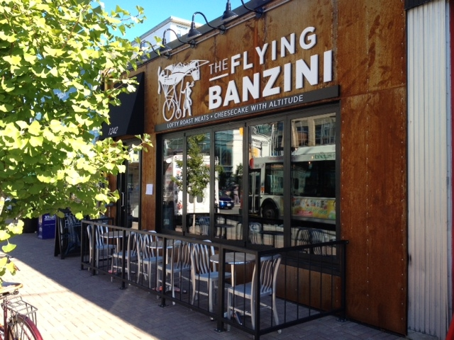 Flying Banzini 1