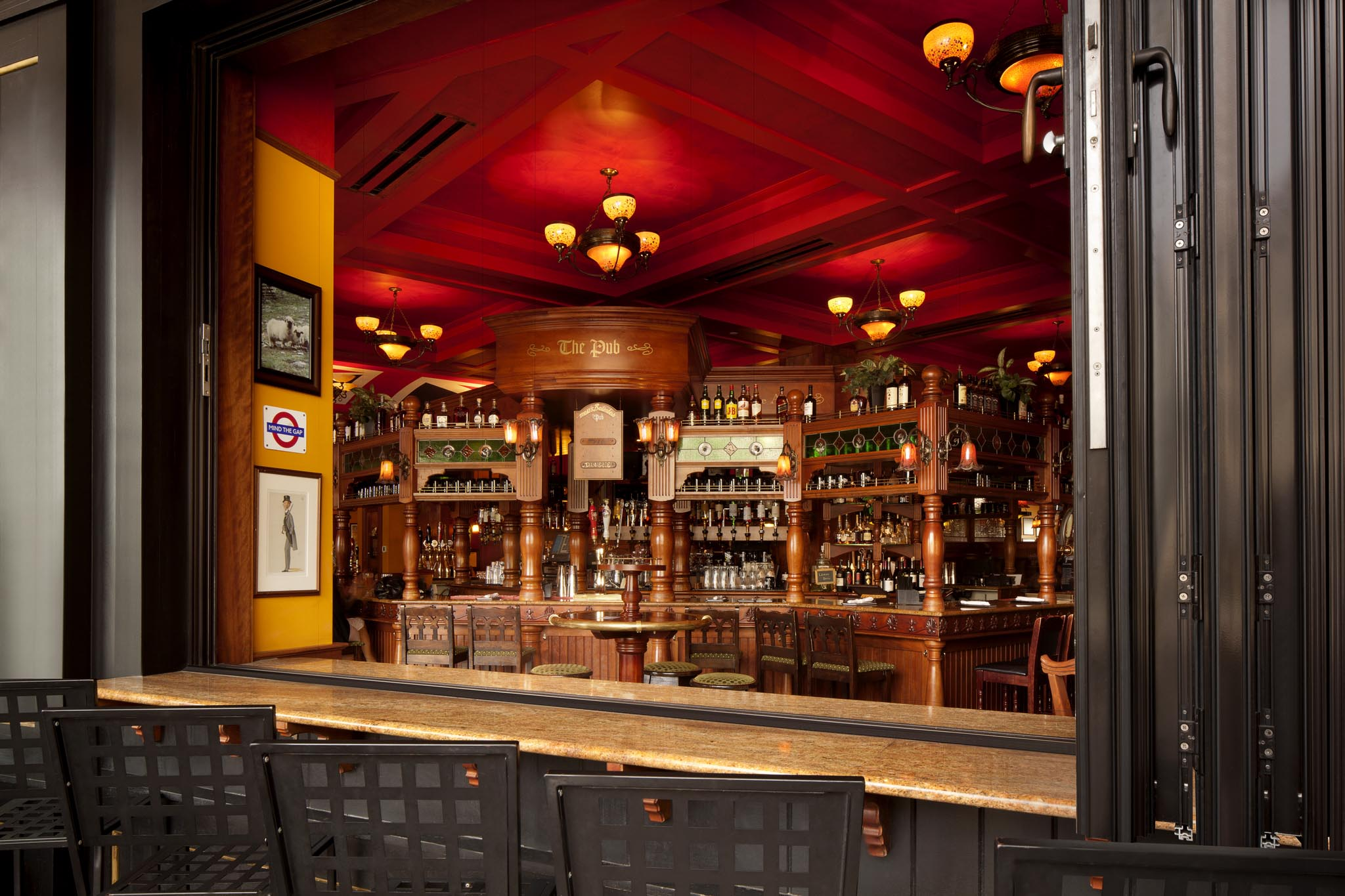 The Pub Mecato All Gallery Nanawall Operable