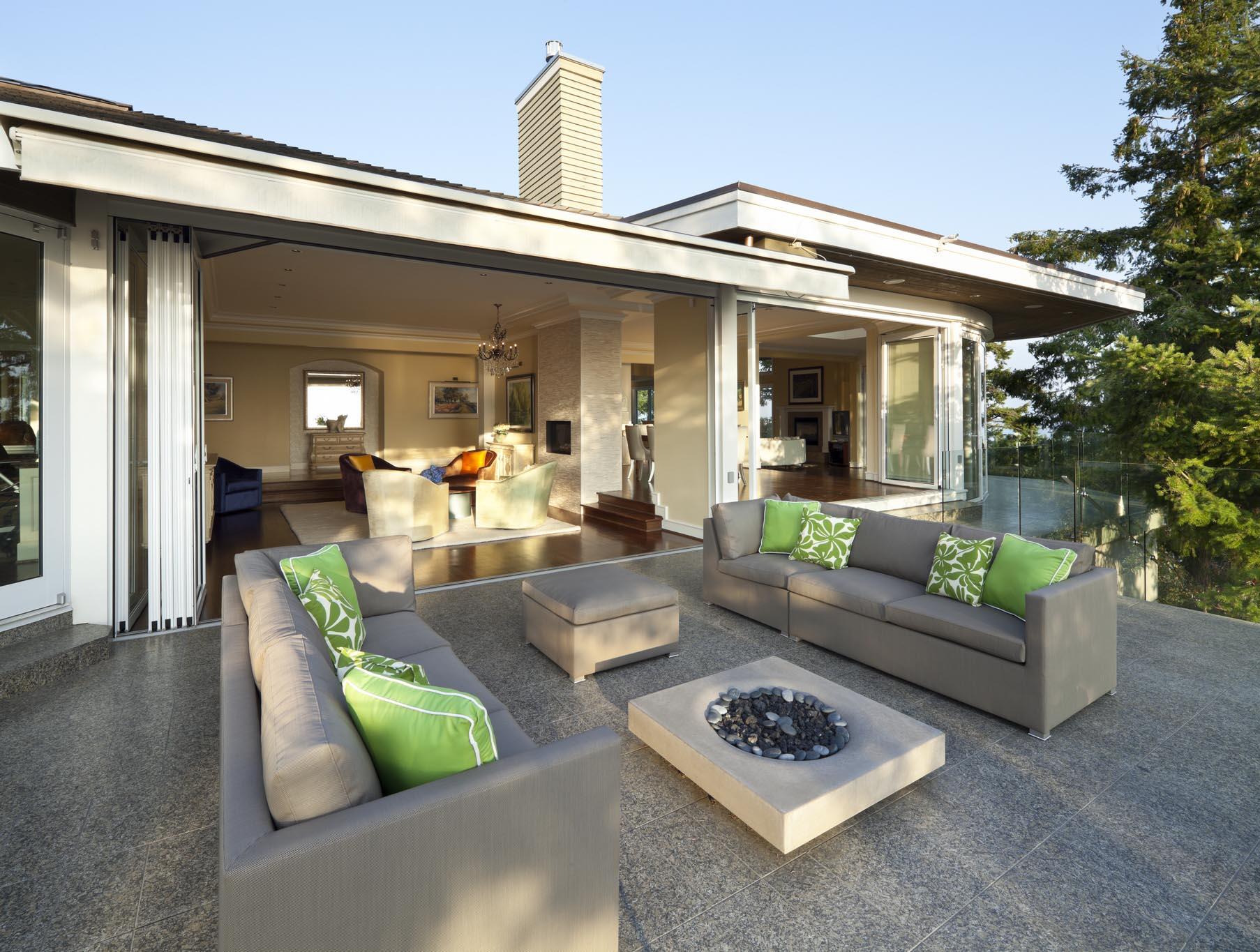 Pacific Northwest Residence Nanawall