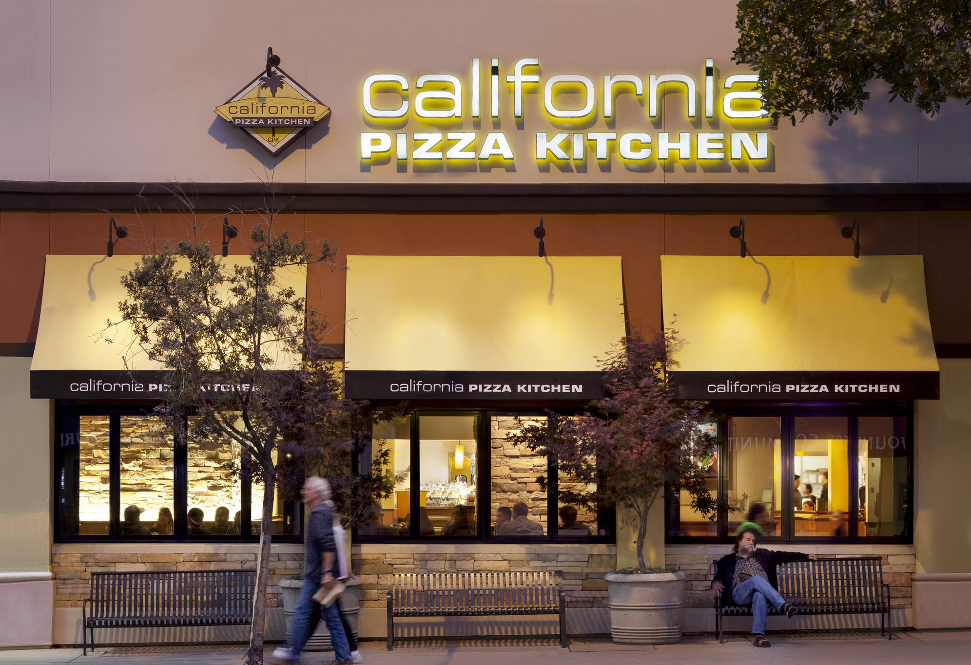 Restaurant Kitchen Gallery california pizza kitchen gallery | nanawall - operable glass wall