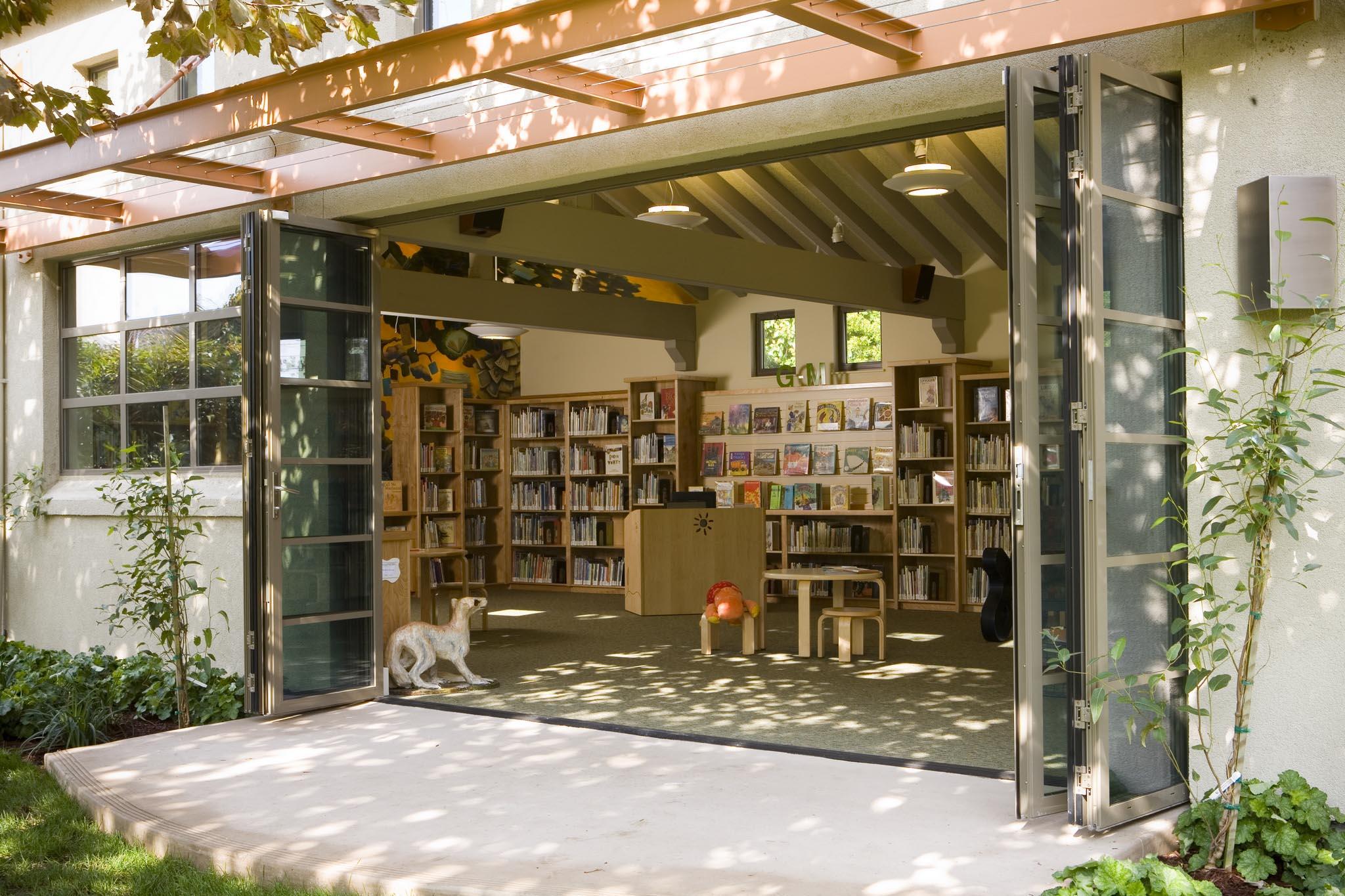 Palo Alto Children S Library Nanawall