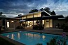 NanaWall SL70 PoolHouse