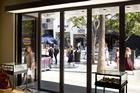 NanaWall SL70 Storefront