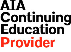 AIA Approved Continuing Education Provider