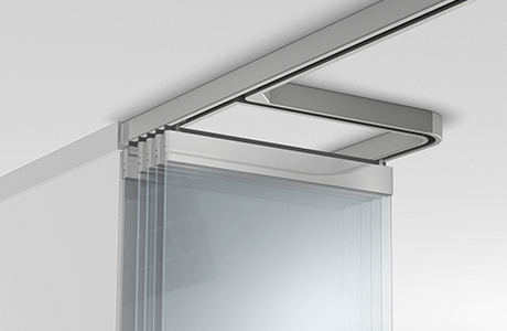 Frameless glass walls nanawall for Glass wall door systems