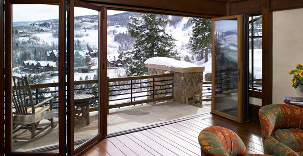 Cold weather climates nanawall for Best windows for cold climates
