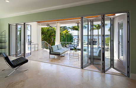 Folding Patio Doors Nanawall